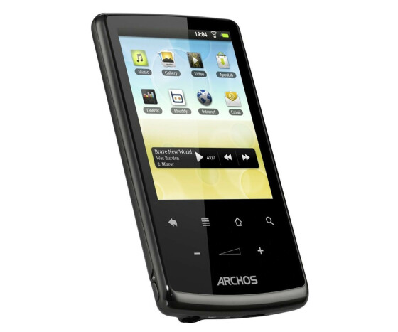 Archos 28 Internet Tablet - 8 GB - 2.8 - 320 x 240