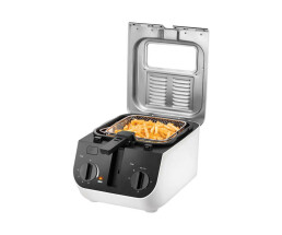 UNOLD 58625 - Fritteuse - 2.5 Liter - 2 kW