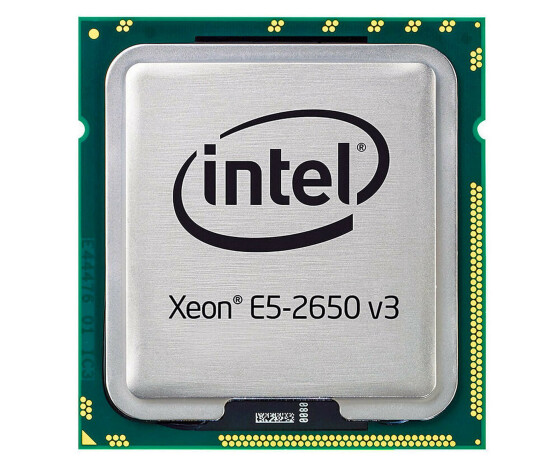 HP 755388-B21 - Intel Xeon E5-2650 v3 - 2.30 GHz Prozessor - Socket FCLGA2011-3 - 25 MB - 10-Core - KIT