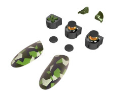 Thrustmaster ESWAP X Green Color Pack - Accessory Kit for...