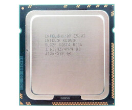 Intel Xeon E5603 / 1.6 GHz - LGA1366 Socket - L3 4 MB -...