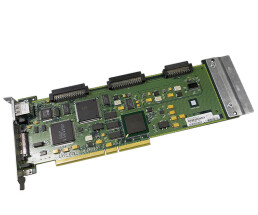 HP 5191-60011 - 4-Port 10/100Base-T LAN Ultra2 LVD SCSI PCI Karte - für HP 9000 Server