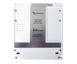 Plasmon P5200W - Write Once Magneto Optical Disk -...