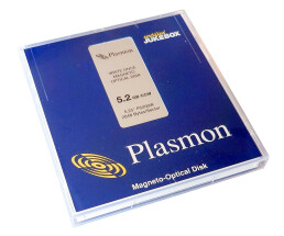 Plasmon P5200W - write once magneto-optical drive -...