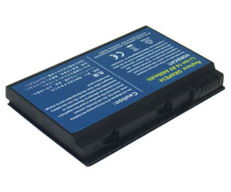 ACER Laptop Battery - Lithium Ion - 6 Cells