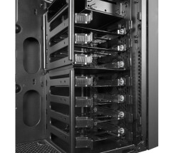 ChiefTec Mesh Series CW-01B-OP - Tower - ATX - Without...