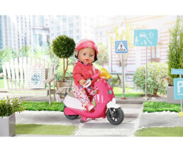 Zapf BABY born City Scooter Outfit - Puppen-Kleiderset -...