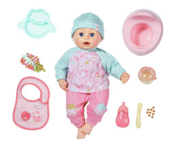 Zapf Baby Annabell Lunch Time Annabell - Multicolored -...