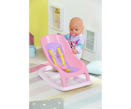 Zapf Baby Born Bouncing Chair - 3 year (s) - pink - baby...