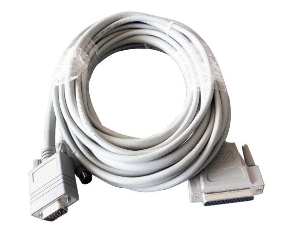 APC AP9850 KVM Cable - KVM PS / 2 cable - Length: 3.05 m (10 ft) - VGA - PS / 2