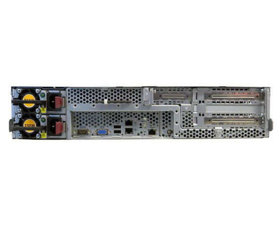 HP StorageWorks BK715A P4300 G2 SAS Starter SAN Solution - Festplatten-Array - BK715A