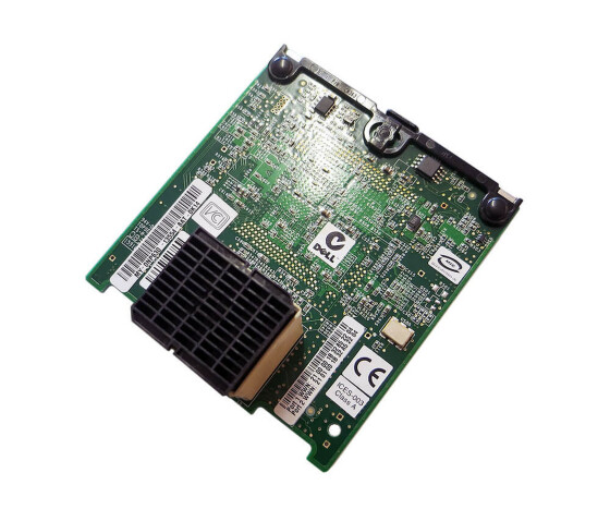Dell QLogic QME2472 - Dual-Port 4 GB/s Fibre Channel Host Bus Adapter - für Dell PowerEdge M905
