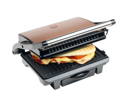 Bestron ASW113CO - Panini-Maker / Grill - 1 kW