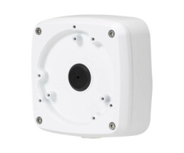 Lupus connection box for camera - white