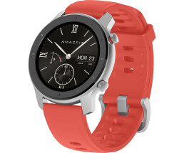 Amazfit GTR - 42 mm - Smart Clock with Belts - Silicone -...