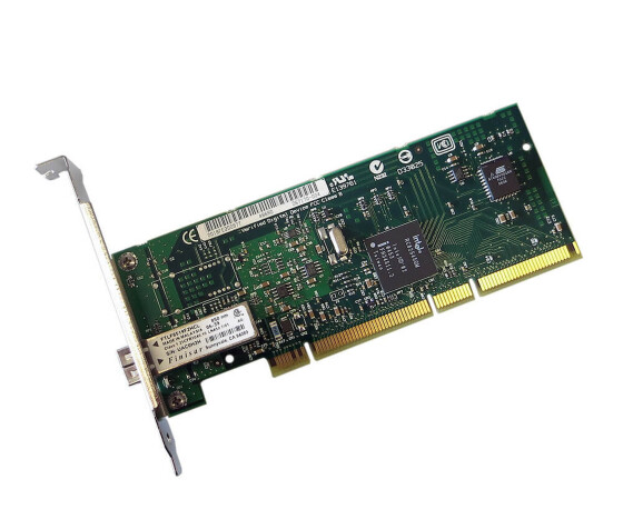 HP AD332-60001 - PCI-X 1000Base-SX Single Port Gigabit Ethernet Adapter - AD332A