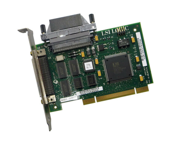 HP A4800-62002 - Differential SCSI-2 Adapter PCI Karte -...