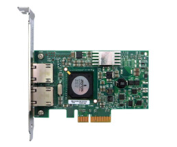Dell 0G218C - Dual Port PCIe Gigabit Network Adapter Card