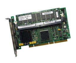 Dell D9205 - PERC 4/DC Dual Channel 128 MB SCSI RAID...