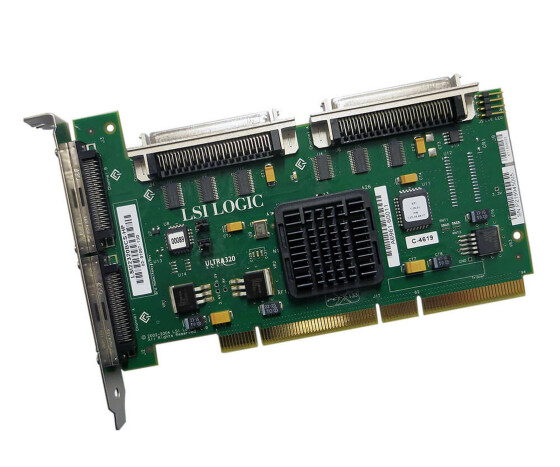 HP A7173A - PCI-X Dual Channel Ultra320 SCSI Host Bus Adapter