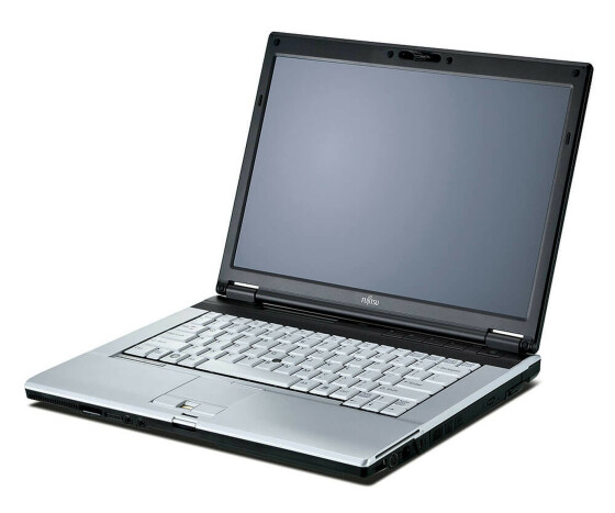 Notebook Fujitsu Lifebook S7110 WB2 - Intel Core Duo T2400 1.83 GHz - 2 GB Ram - 80 GB HDD - DVD-RW - Win 7