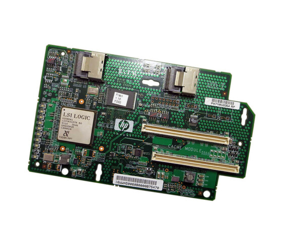 HP 412206-001 - Smart Array P400i Dual Channel 512 MB SAS...