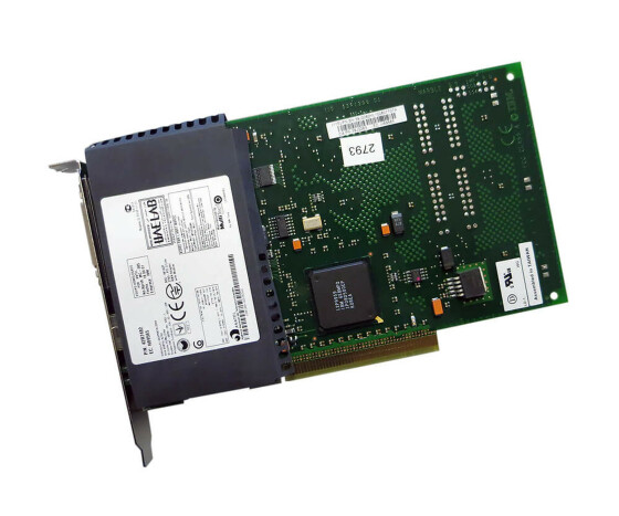 IBM 9406-6833 - PCI-e 2- Line Wan+ Modem Ethernet Network...