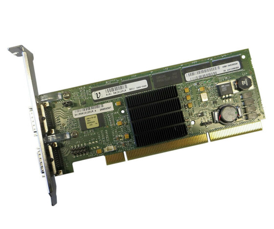 HP 380299-B21 - Infiniband 4X PCI-X Dual Port Host...