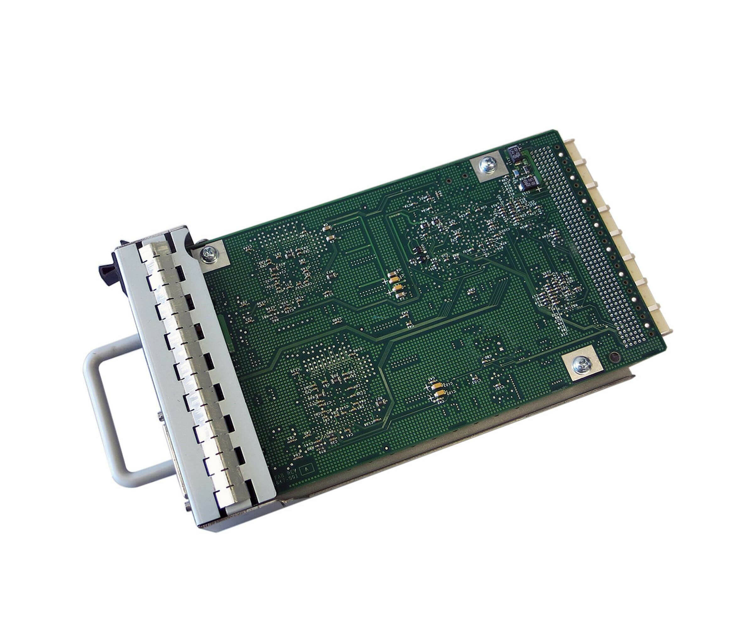 HP 411084-001 - Ultra 3 Single Port I/O SCSI Modul - für HP StorageWorks MSA 30 - 70-40453-12