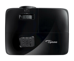 Optoma DH351 - DLP projector - portable - 3D - 3600 ANSI...