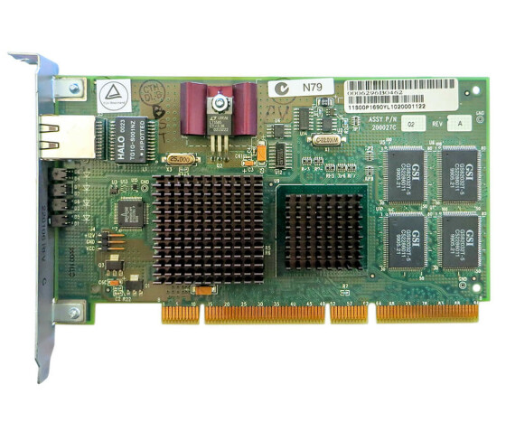 IBM 00P1690 - 10/100/1000 Gigabit Ethernet 1GB/s PCI-X Karte