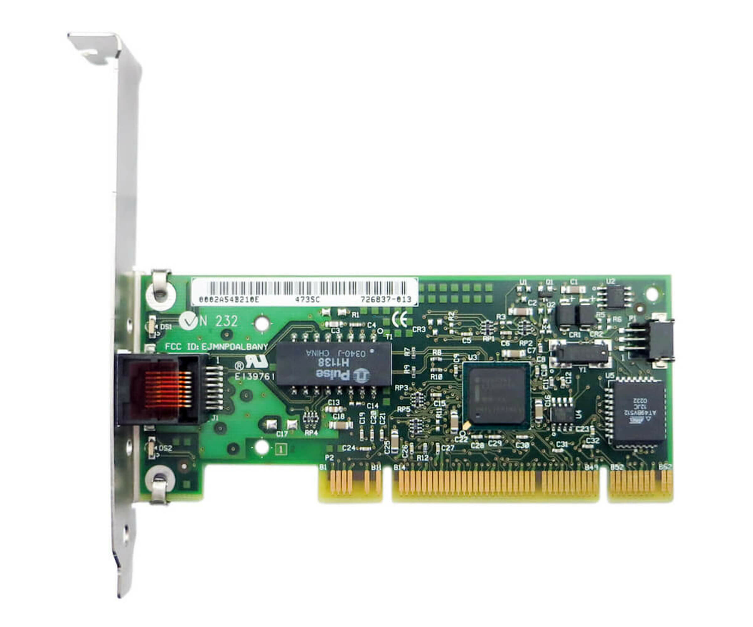 HP Compaq 174831-001 - NC3123 Fast Ethernet PCI 10/100 Adapter - für HP ProLiant PL1600 CL1850