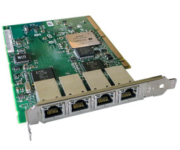 HP AB545-60001 - Quad-Port 1000 Base PCI-X Adapter