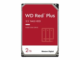 WD Red Plus NAS Hard Drive WD20EFZX - Festplatte - 2 TB -...