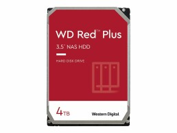 WD Red Plus NAS Hard Drive WD40EFZX - Festplatte - 4 TB -...