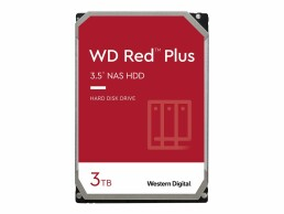 WD Red Plus NAS Hard Drive WD30EFZX - Festplatte - 3 TB -...