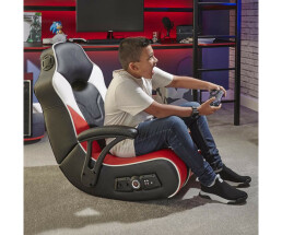 Ace Bayou G-Fuerce Sport 2.1 Stereo Audio Gaming Chair...