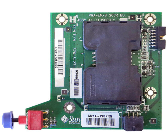 Sun 370-5127 - System Configuration Card Reader - für Sun Fire V240