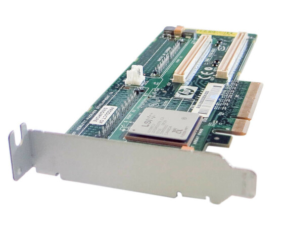 HP 504022-001 - 8-Channel P400 SAS PCI-E Smart Array Controller