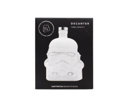 Thumbs Up! Stormtrooper decanter white