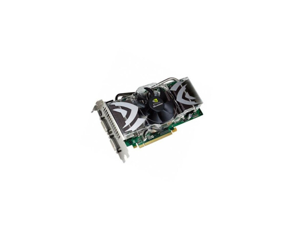 PNY NVIDIA Quadro FX 4500 - Grafikadapter - Quadro FX 4500 - PCI Express x16 - 512 MB GDDR3 SDRAM - Digital Visual Interface (DVI) - Gebraucht