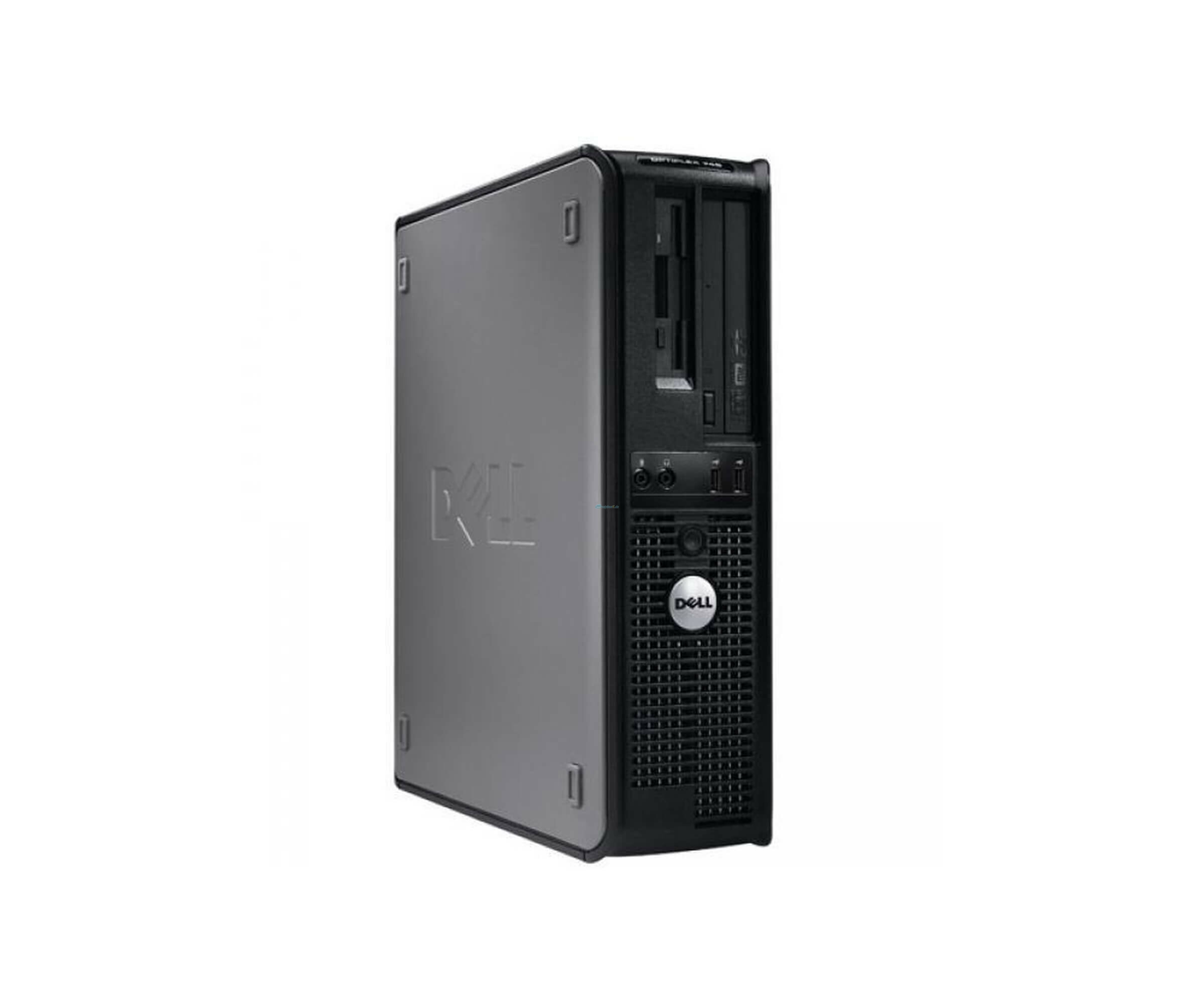 PC Systeme, Computer - DELL Optiplex 740 DCNE Desktop AMD ATHLON 64 X2 DC 3800 2,00GHz 1GB DDR2 RAM 80GB Festplatte DVD Rom Gebraucht  - Onlineshop Noteboox.de