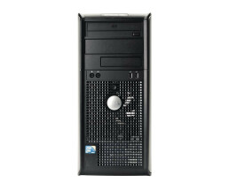 DELL Optiplex 745 DCSM - Mini Tower - Core 2 Duo E6300...