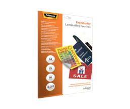 Fellowes Admire EasyDisplay - 25er-Pack - A4 (210 x 297 mm)