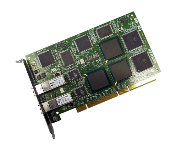 HP 309266-001 - Dual-Channel 2 GB/s Fibre Channel PCI Host Bus Adapter