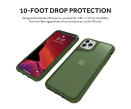 Griffin GIP-027-GRN - Cover - Apple - iPhone 11 Pro Max -...