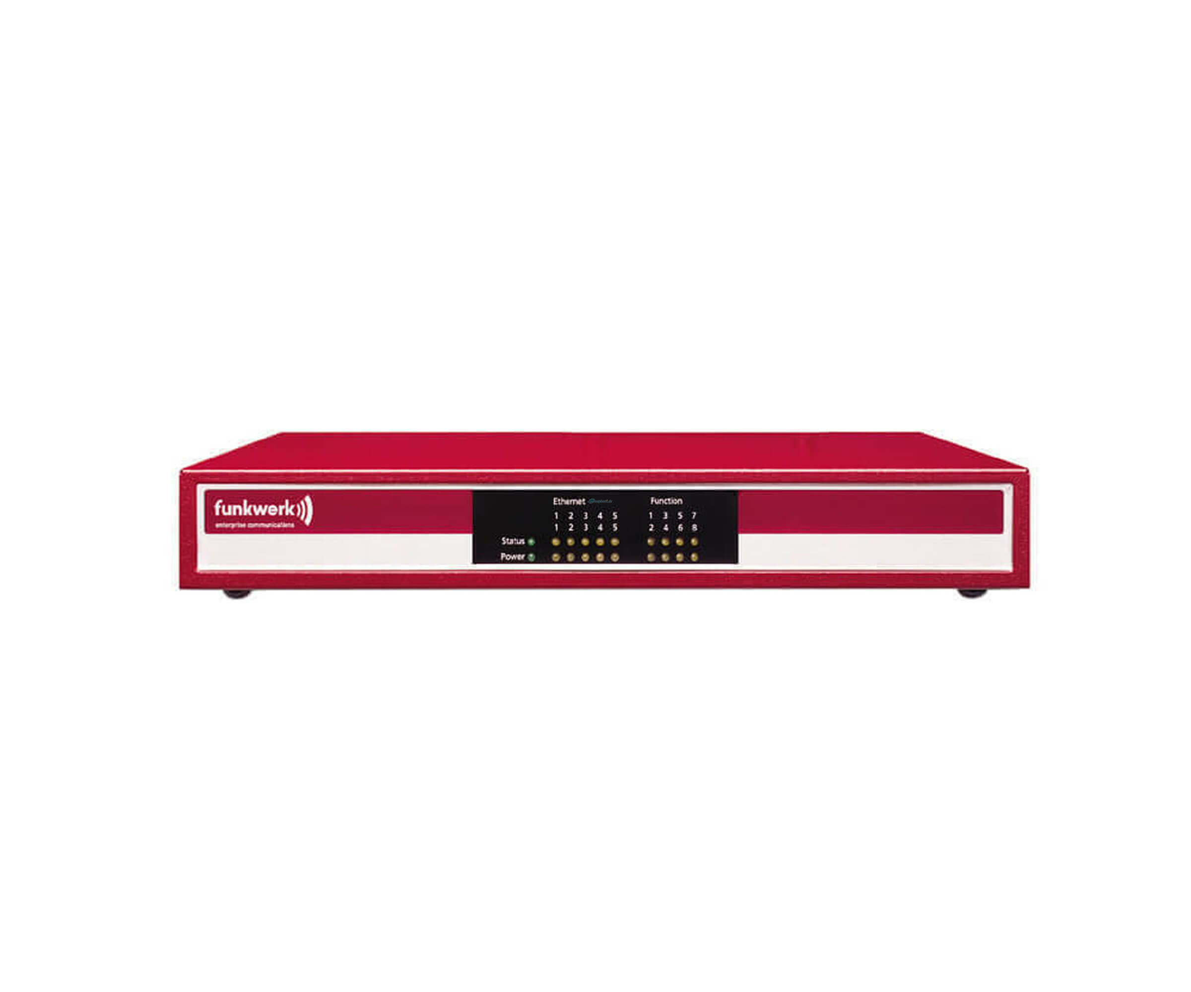 Bintec R3800 - Router + 5-Port-Switch - SHDSL - ISDN/DSL - EN, Fast EN