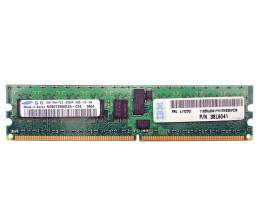 IBM 41Y2762 Memory Kit - 2 GB (2x 1 GB) - PC-5300 - DIMM...