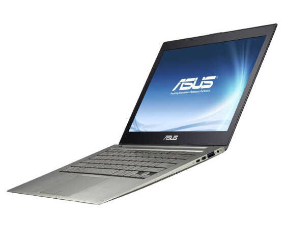 Asus Zenbook UX21E Notebook - Core i5 2467M / 1.60 GHz - 4 GB RAM - 64 GB SSD - 11.6 TFT -  Win 10