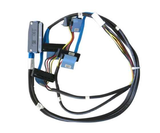 Dell 0HR28N - SAS Hard Drive Cable - Cable Assembly - Kabel - für Dell PowerEdge T410 - HR28N